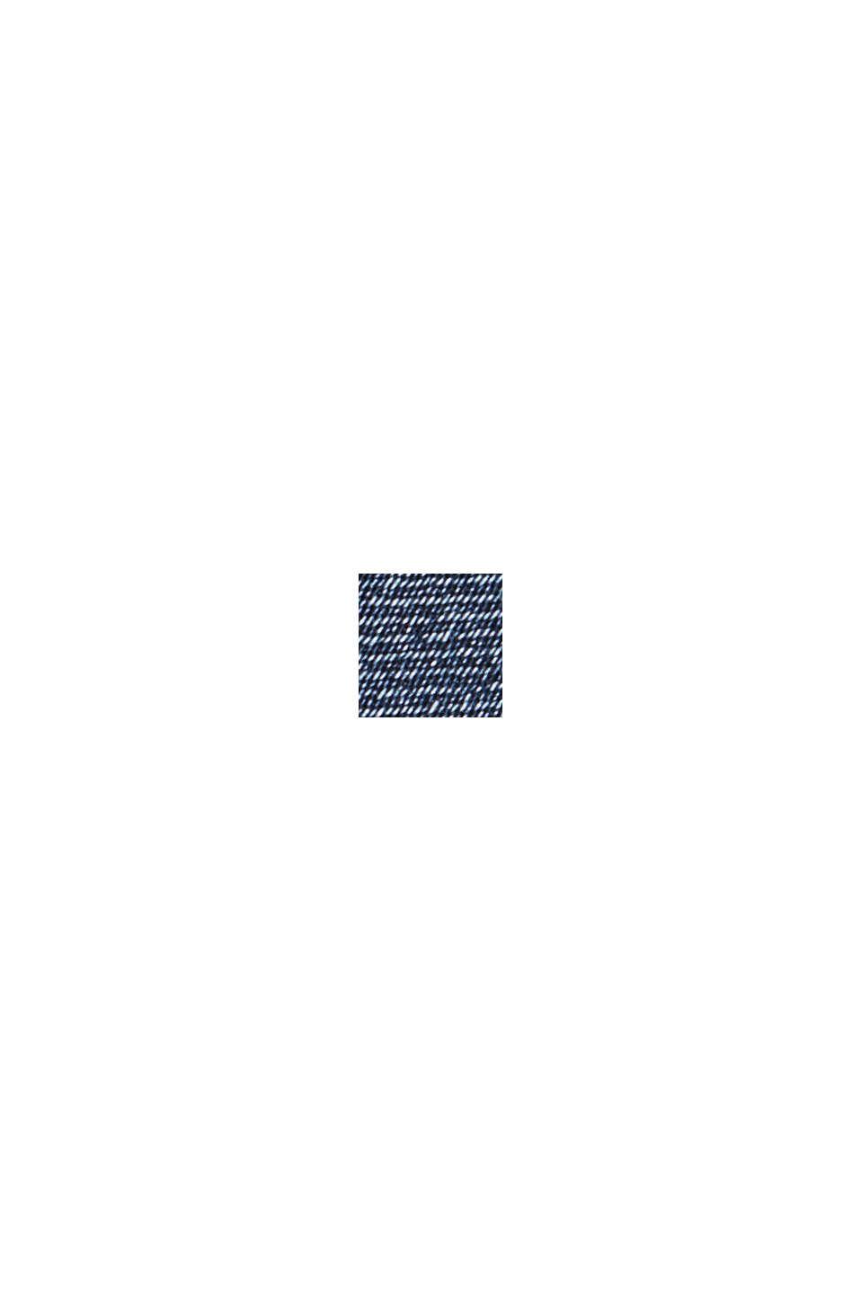 Stretchjeans van een katoenmix, BLUE BLACK, swatch