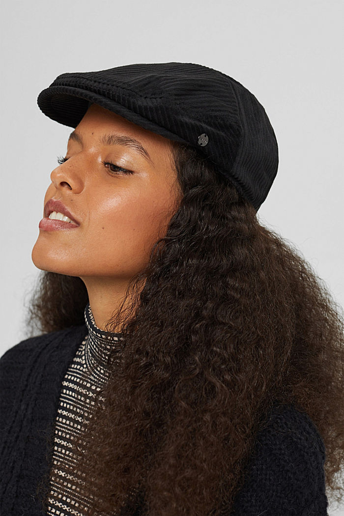 Hats/Caps, BLACK, detail image number 2