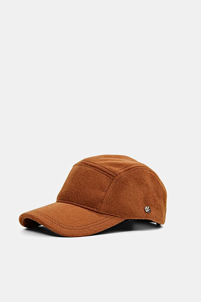 Chapeaux / Bonnets / Casquettes, CARAMEL, detail image number 0