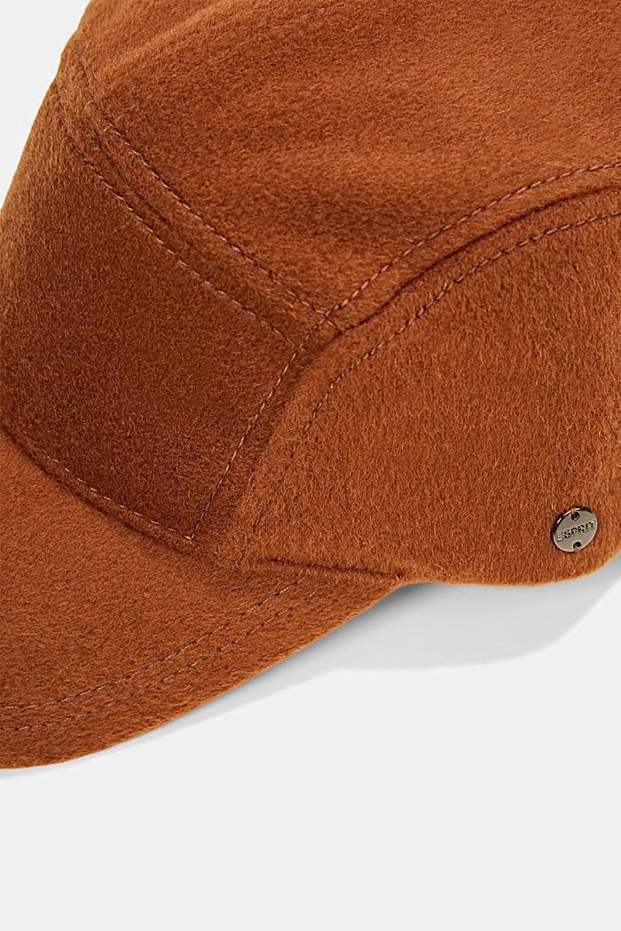 Chapeaux / Bonnets / Casquettes, CARAMEL, detail image number 1