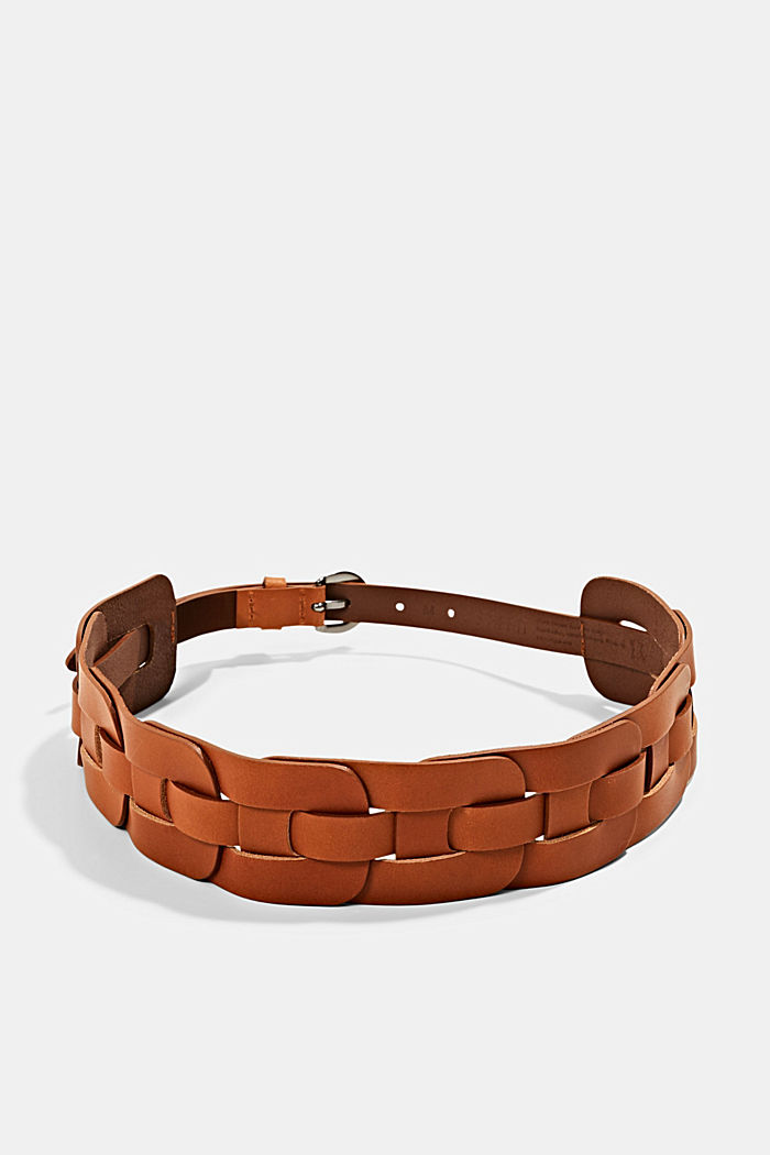 Belts leather