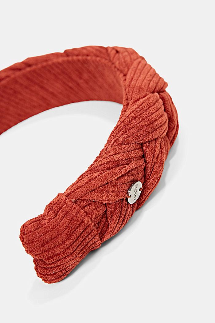 Hair Accessories, GARNET RED, detail image number 1