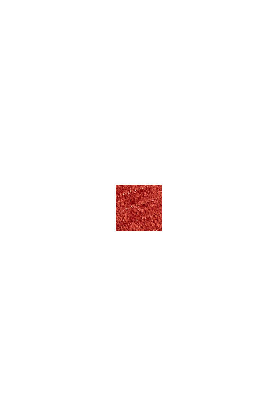 Hårsnodd av manchester, GARNET RED, swatch