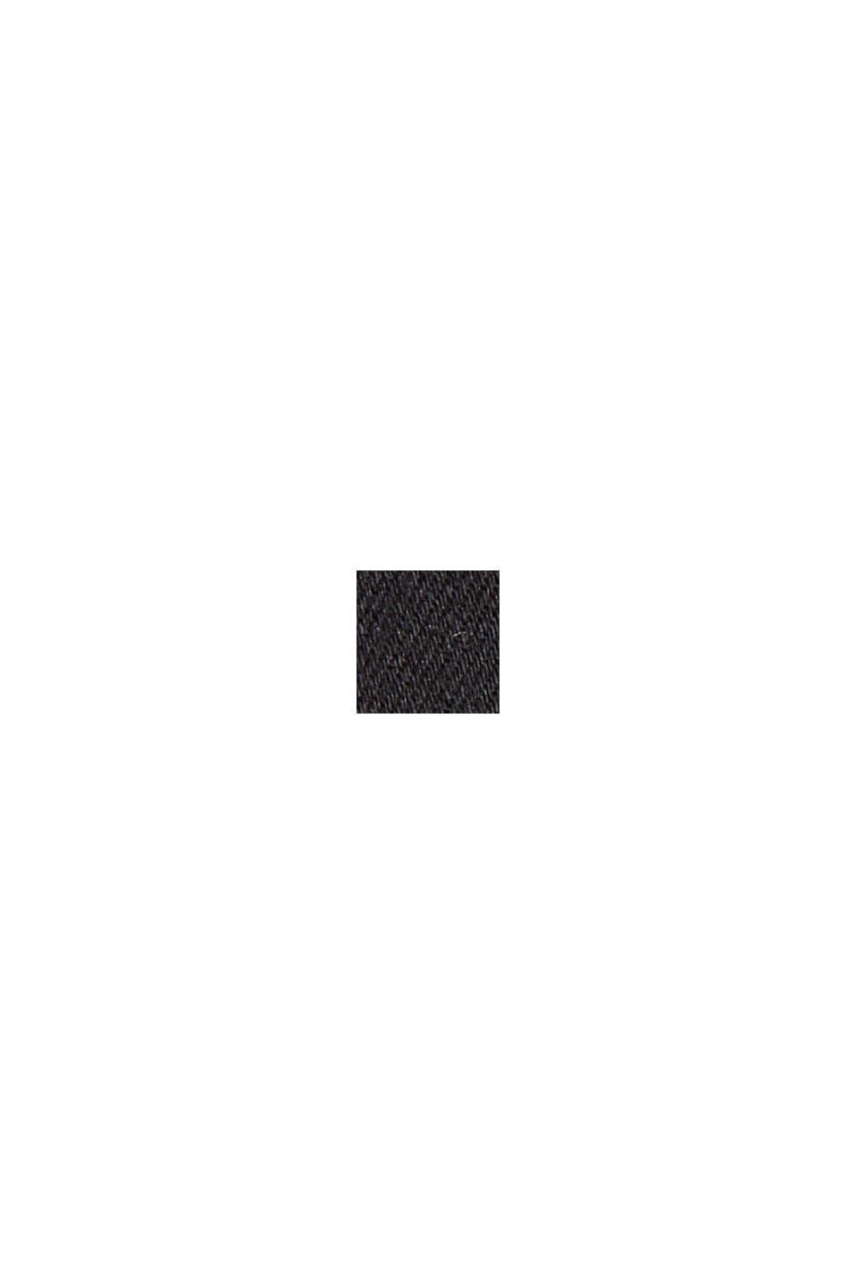 Shaping-Hose mit hohem Bund Organic Cotton, BLACK, swatch