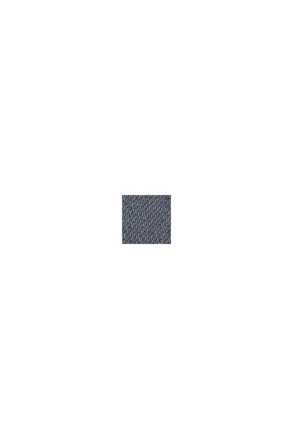 Shaping-Hose mit hohem Bund Organic Cotton, GREY BLUE, swatch