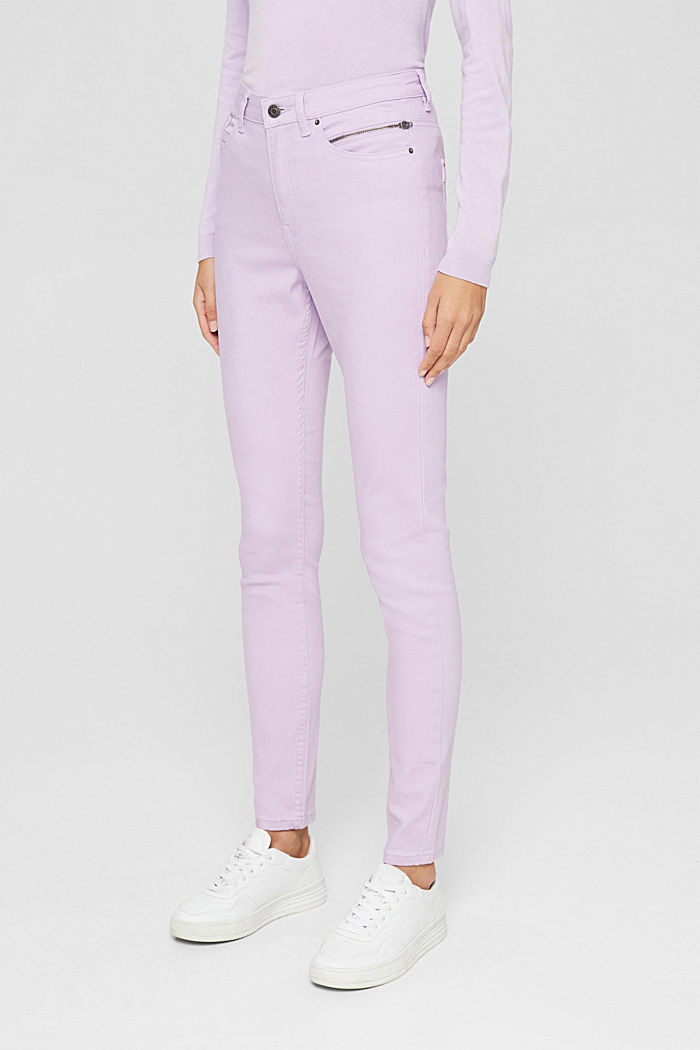 Pants woven, LILAC, detail image number 0