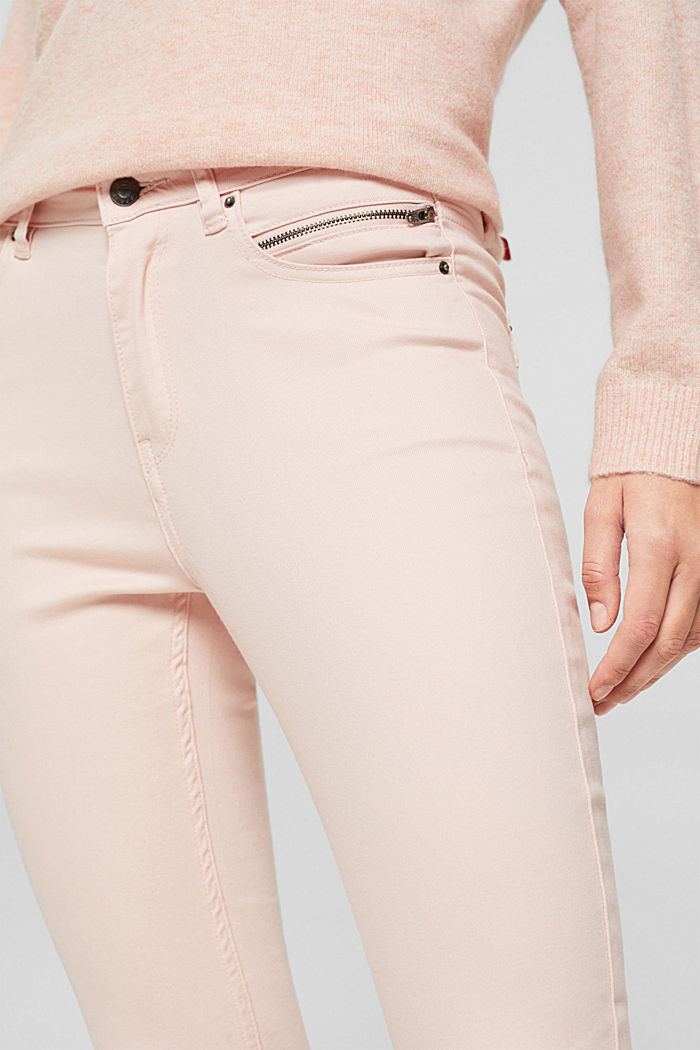 Pants woven, PASTEL PINK, detail image number 2