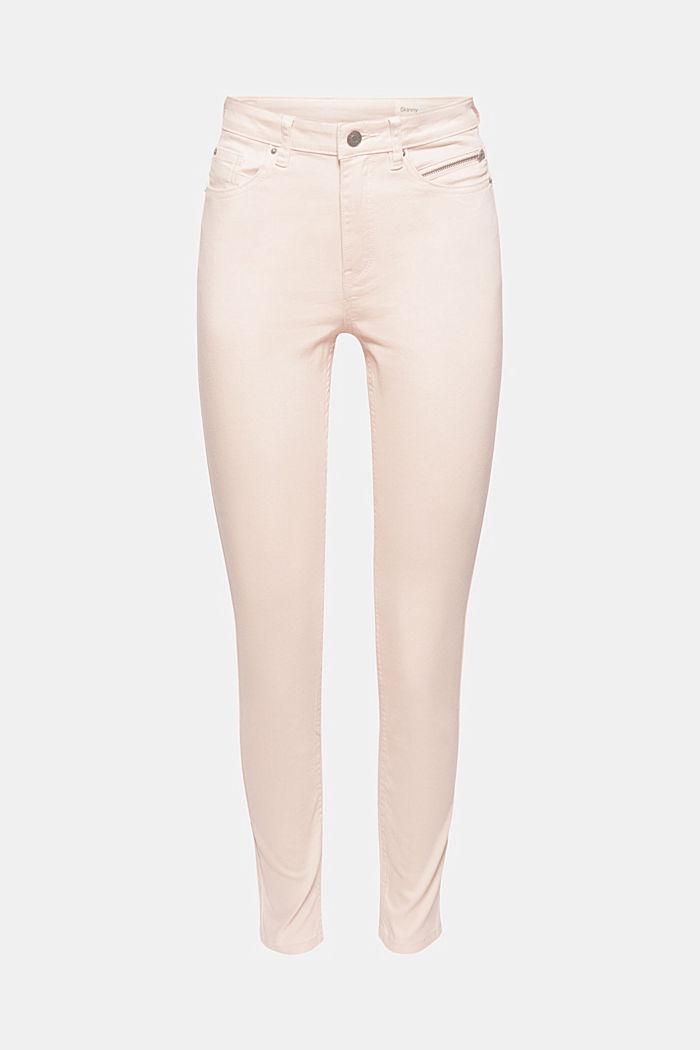 Pants woven, PASTEL PINK, detail image number 6