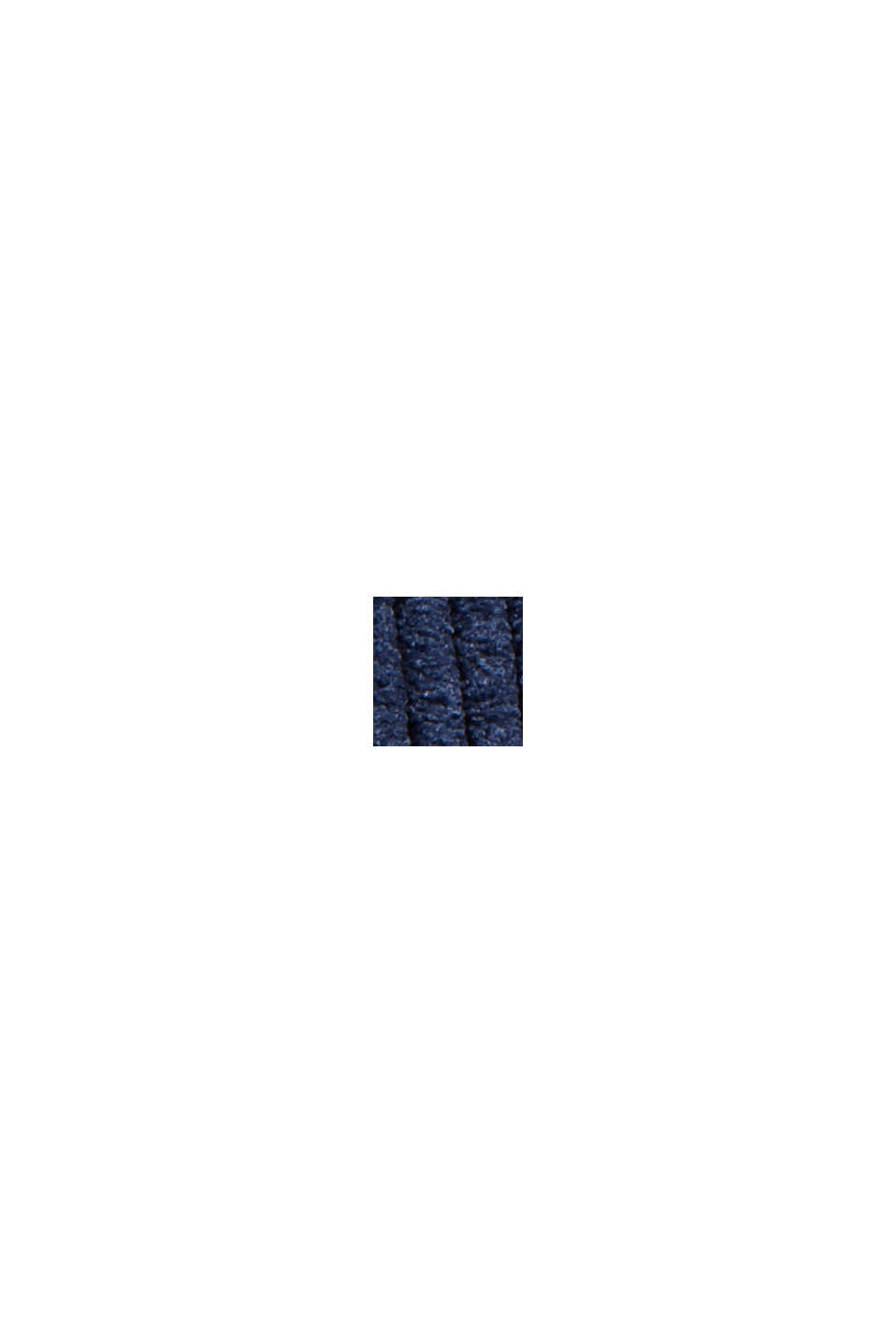 Gerecycled: blazer van corduroy, NAVY, swatch