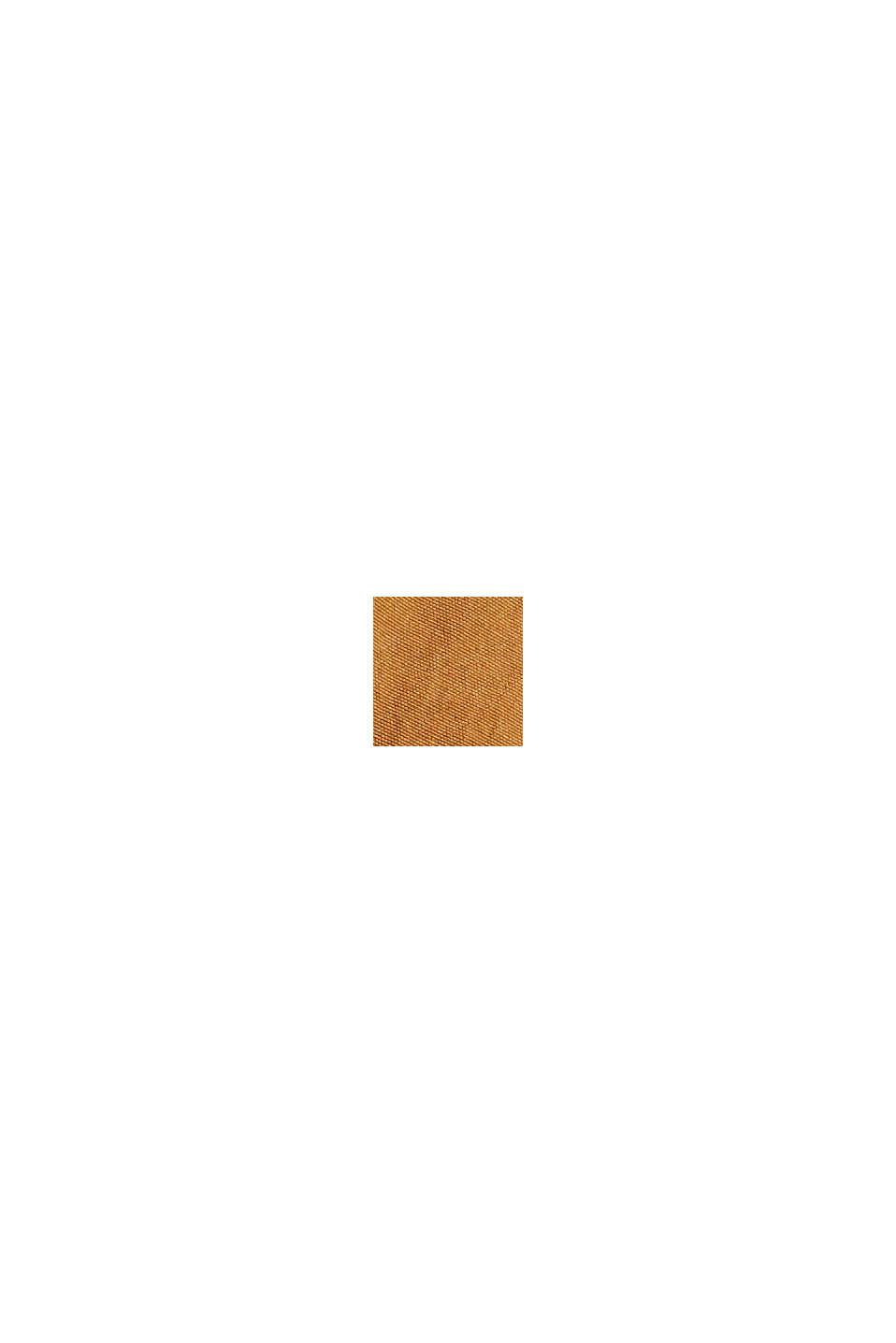 En matière recyclée: le manteau matelassé au rembourrage 3M™ Thinsulate™, CAMEL, swatch