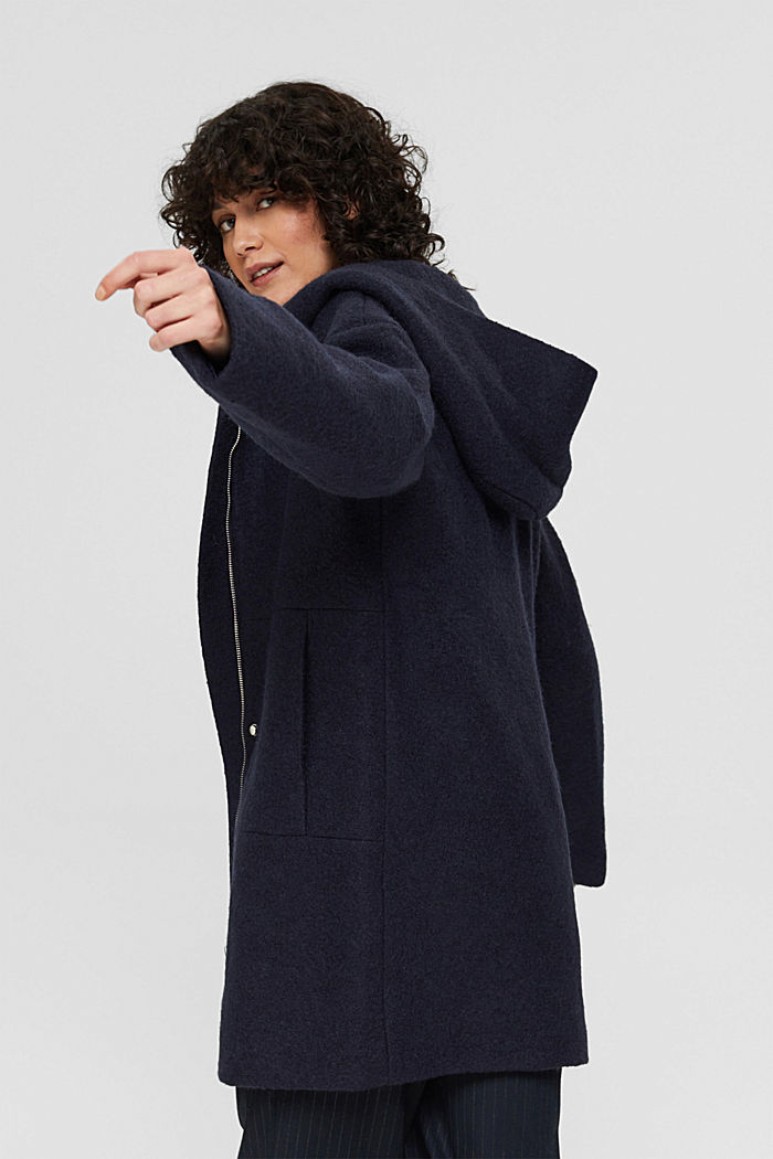 Coats woven relaxed fit
