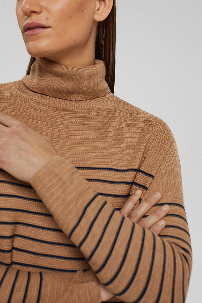 Sweaters relaxed fit, SAND, detail image number 2
