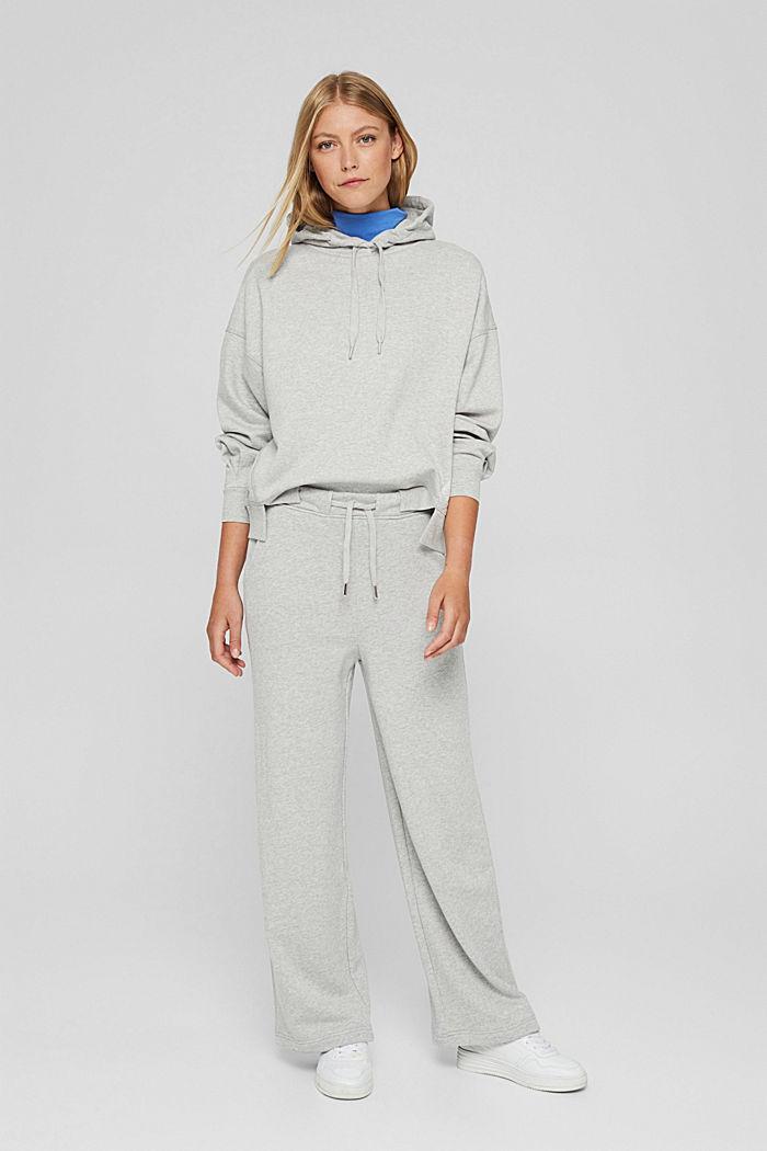 Mikina s kapucí, ze 100% bavlny