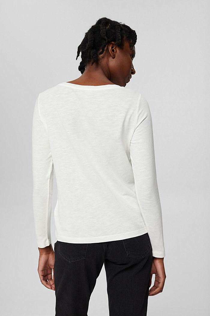 T-Shirts regular fit, OFF WHITE, detail image number 3