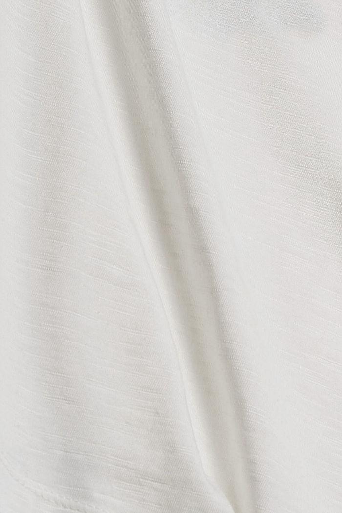 T-Shirts regular fit, OFF WHITE, detail image number 4