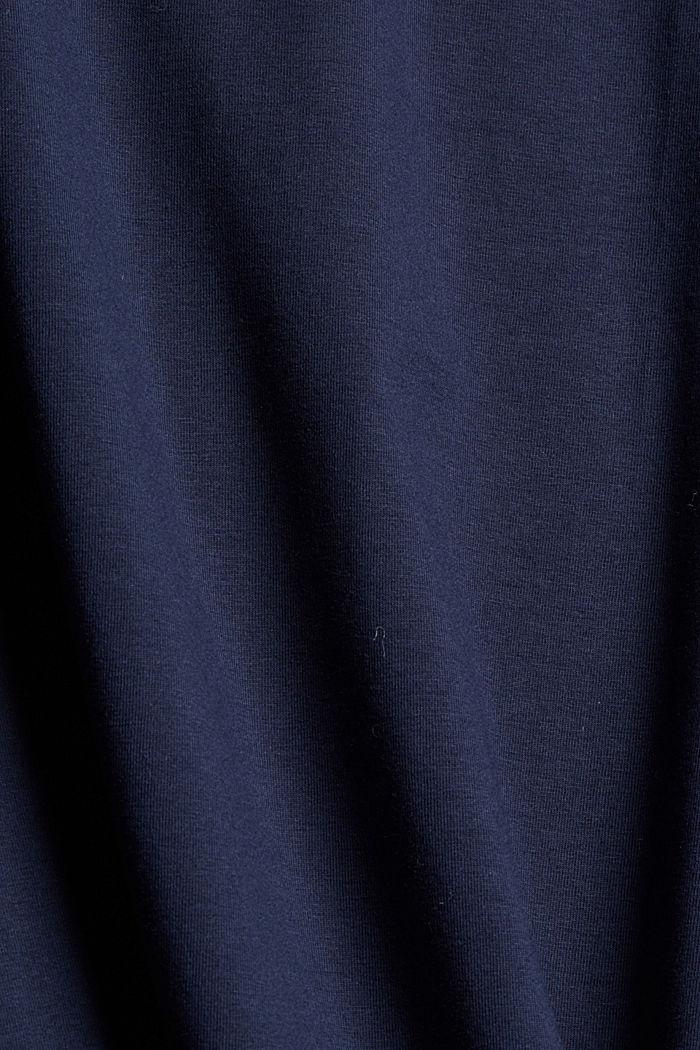 T-Shirts regular fit, NAVY, detail image number 4