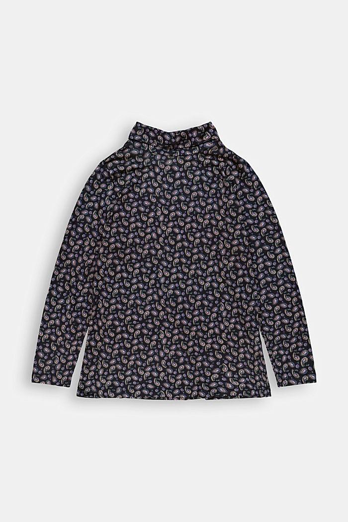 T-Shirts regular fit, NAVY, detail image number 0