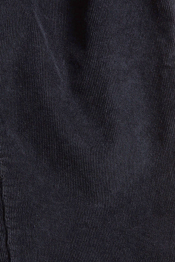 Pants woven Relaxed Slim Fit, DARK BLUE, detail image number 4