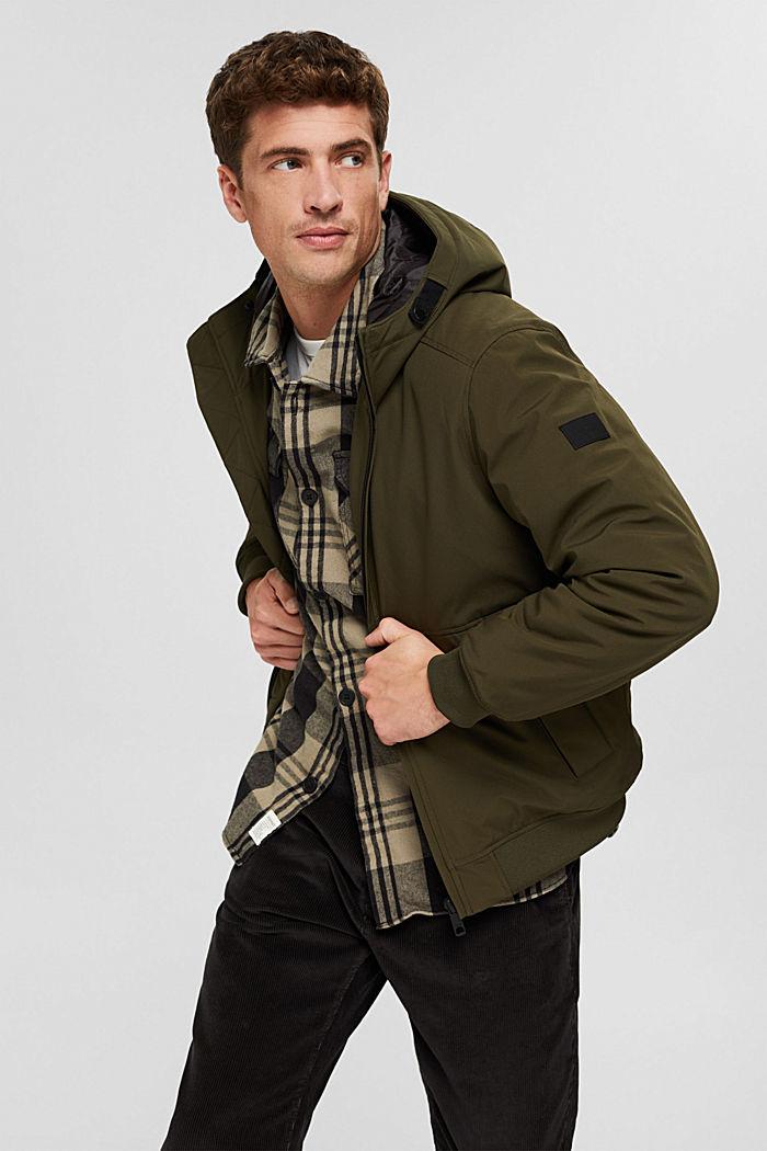 In materiale riciclato: giacca con 3M™Thinsulate™