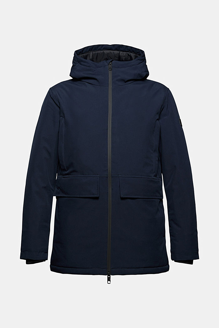 Recycelt: Jacke mit 3M™ Thinsulate™, NAVY, detail image number 8