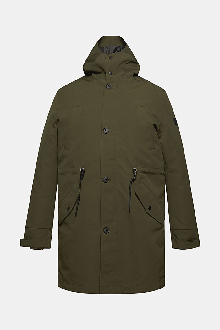 Gerecycled: 2-in-1 parka met 3M™ Thinsulate™