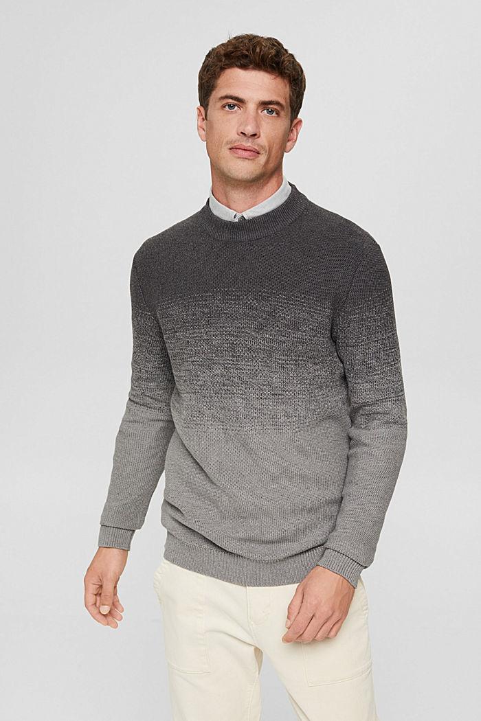 Sweaters, DARK GREY, detail image number 0