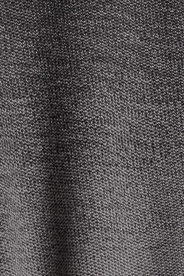 Sweaters, DARK GREY, detail image number 4