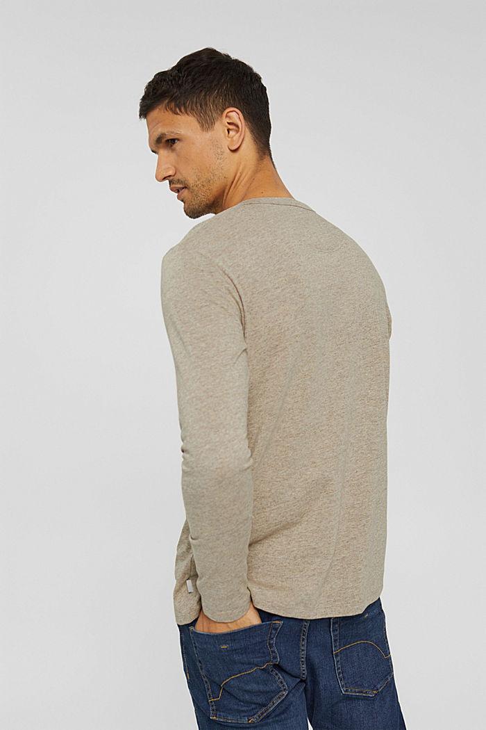 T-Shirts Regular Fit, BEIGE, detail image number 3