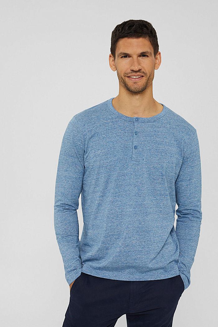 T-Shirts Regular Fit, BLUE, detail image number 0
