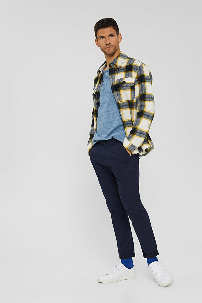 T-Shirts Regular Fit, BLUE, detail image number 2