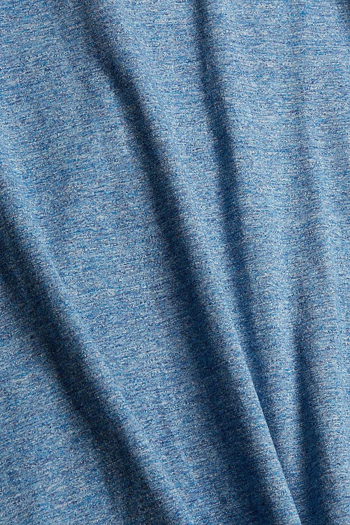T-Shirts Regular Fit, BLUE, detail image number 4
