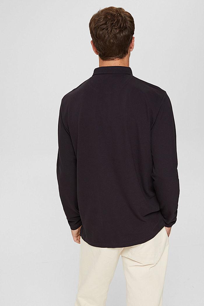 Polo shirts Regular Fit, BLACK, detail image number 3