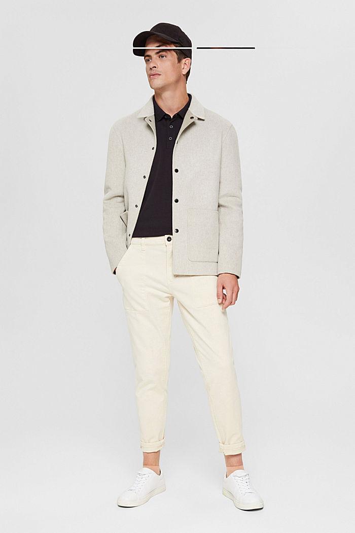 Polo shirts Regular Fit, BLACK, detail image number 2