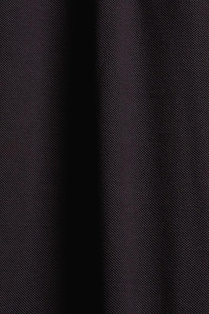 Polo shirts Regular Fit, BLACK, detail image number 5