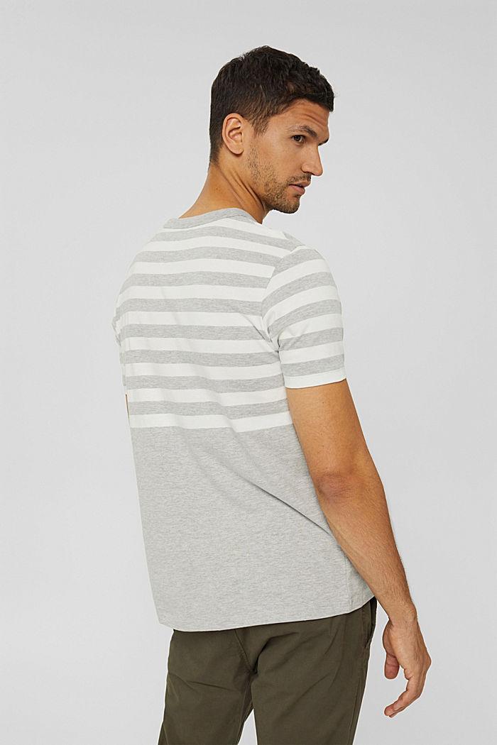 T-Shirts, LIGHT GREY, detail image number 3