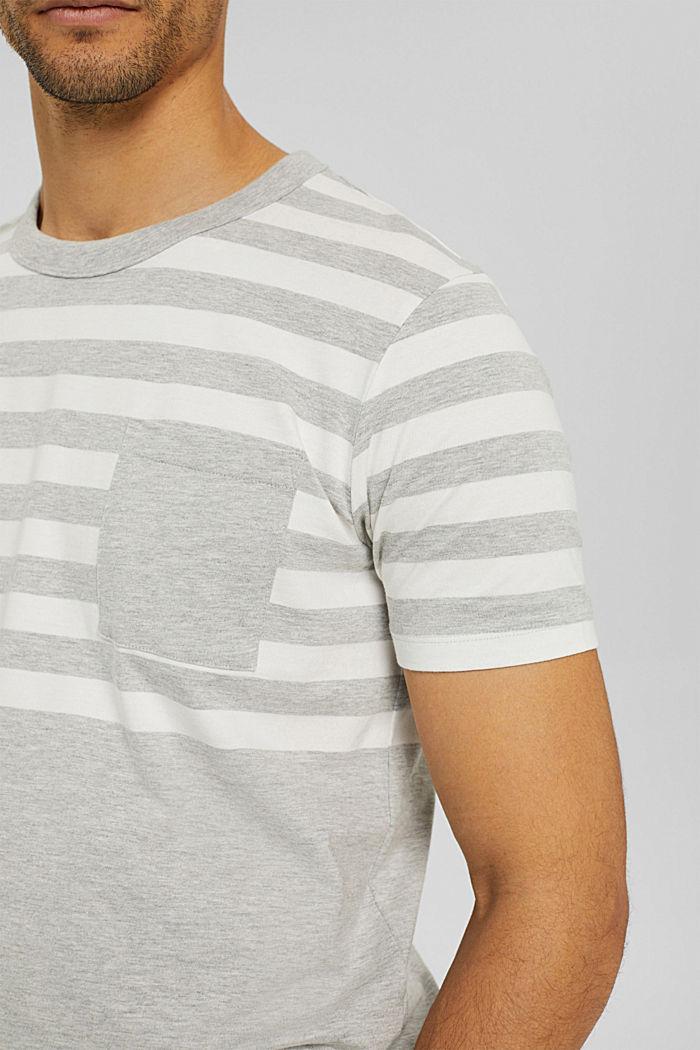 T-Shirts, LIGHT GREY, detail image number 1