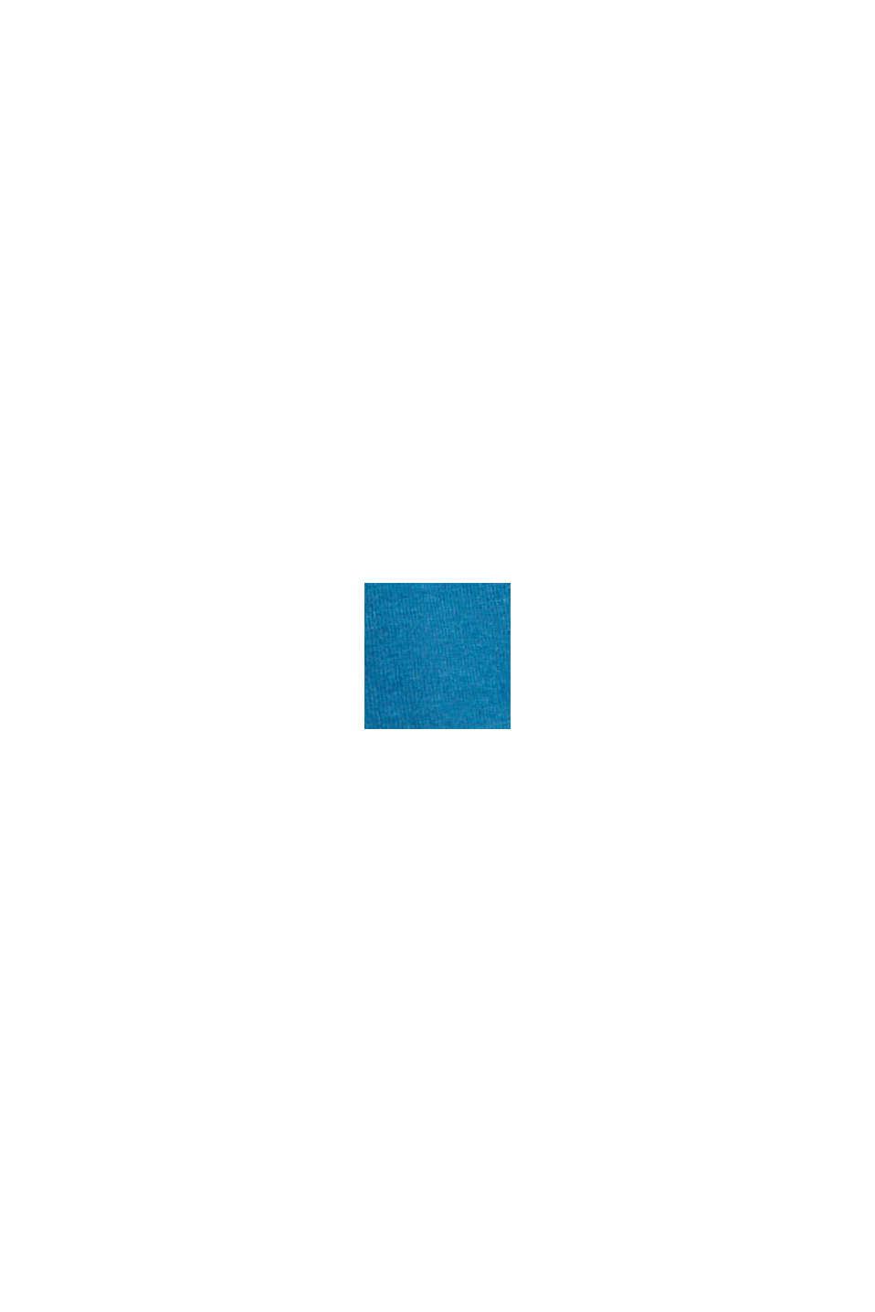 T-Shirts, PETROL BLUE, swatch