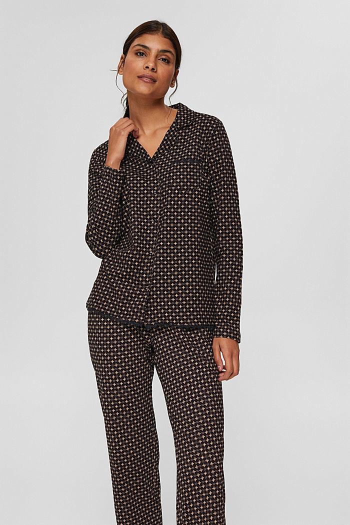 Jersey-Pyjama aus 100% Organic Cotton