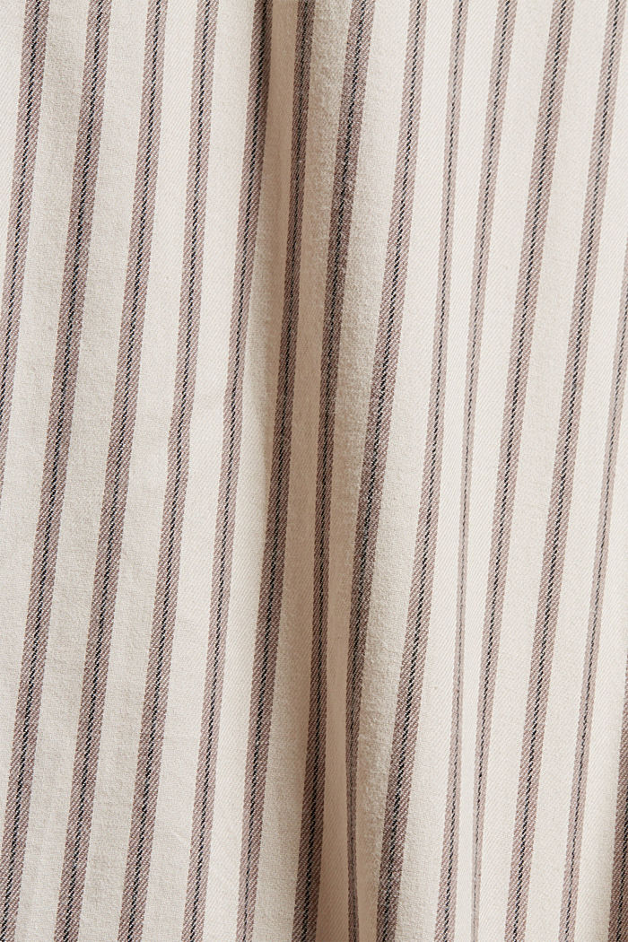 Pyjama aus 100% Organic Cotton, TAUPE, detail image number 4