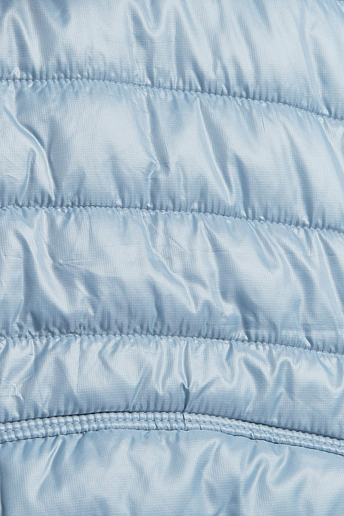 Jackets outdoor woven, PASTEL BLUE, detail image number 4