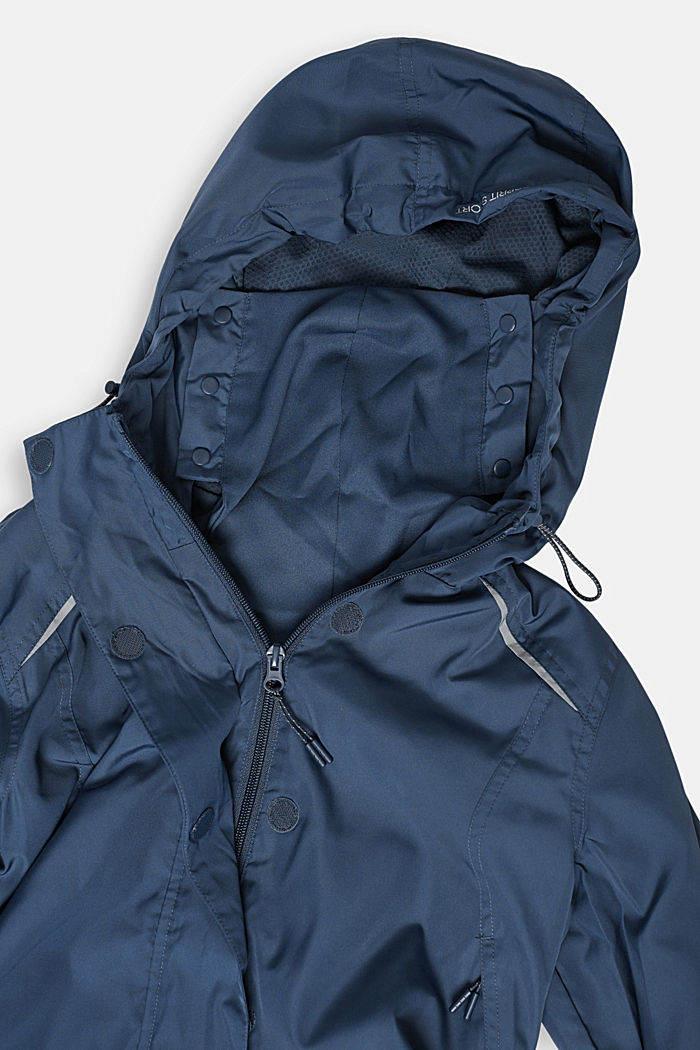 Jackets outdoor woven, NAVY, detail image number 7