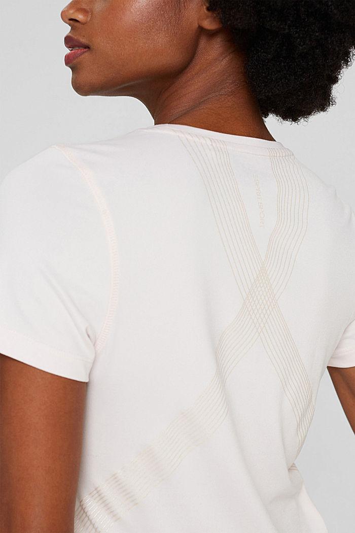 T-Shirts, PASTEL PINK, detail image number 2