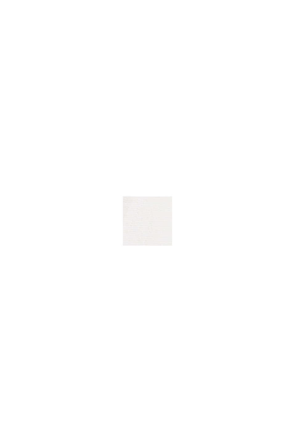 Blouse met ballonmouwen, LENZING™ ECOVERO™, OFF WHITE, swatch