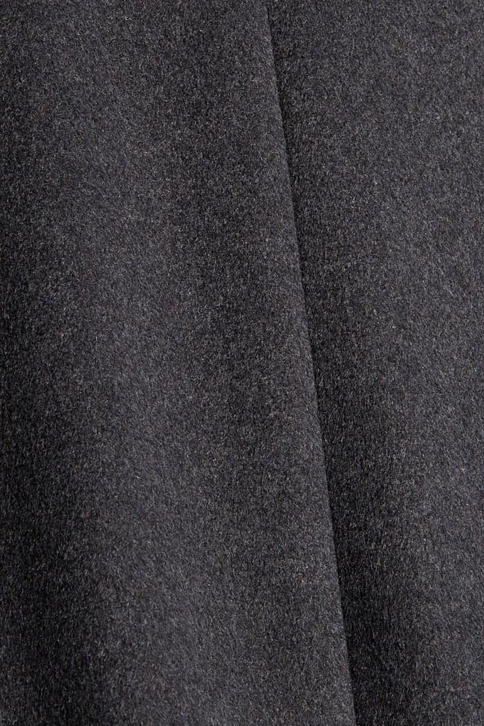 Coats woven, GUNMETAL, detail image number 4