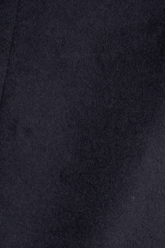 Manteau en mélange de matières, garni de 3M™ Thinsulate™, NAVY, detail image number 4