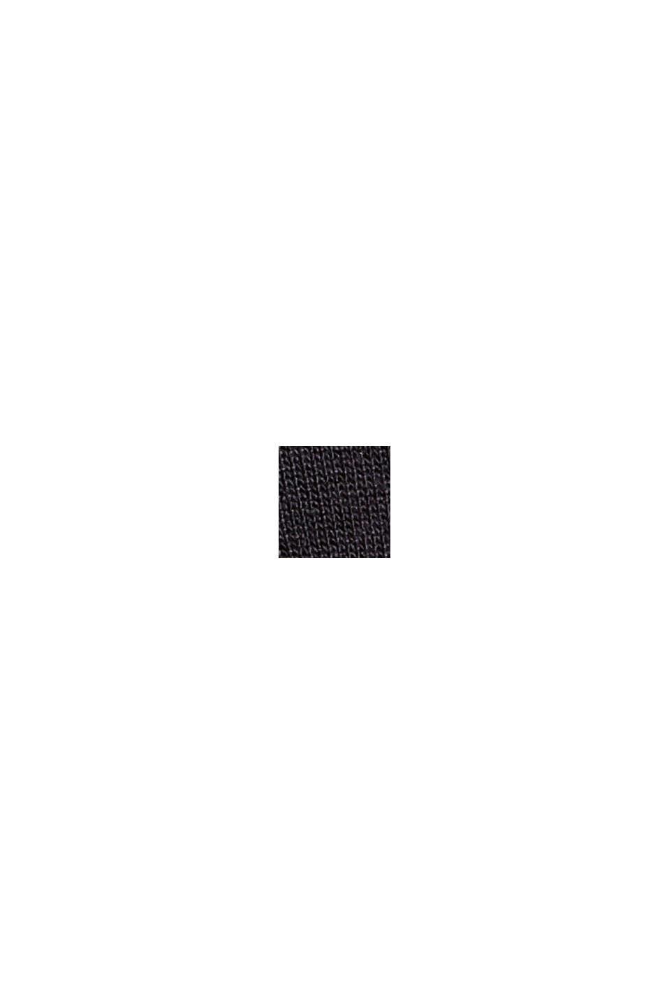 T-shirt à manches longues en TENCEL™ x REFIBRA™, BLACK, swatch