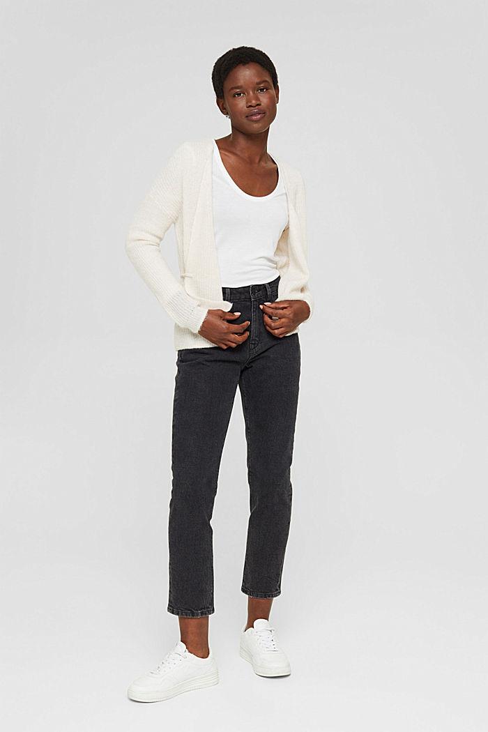 T-shirt à manches longues en TENCEL™ x REFIBRA™, WHITE, detail image number 1