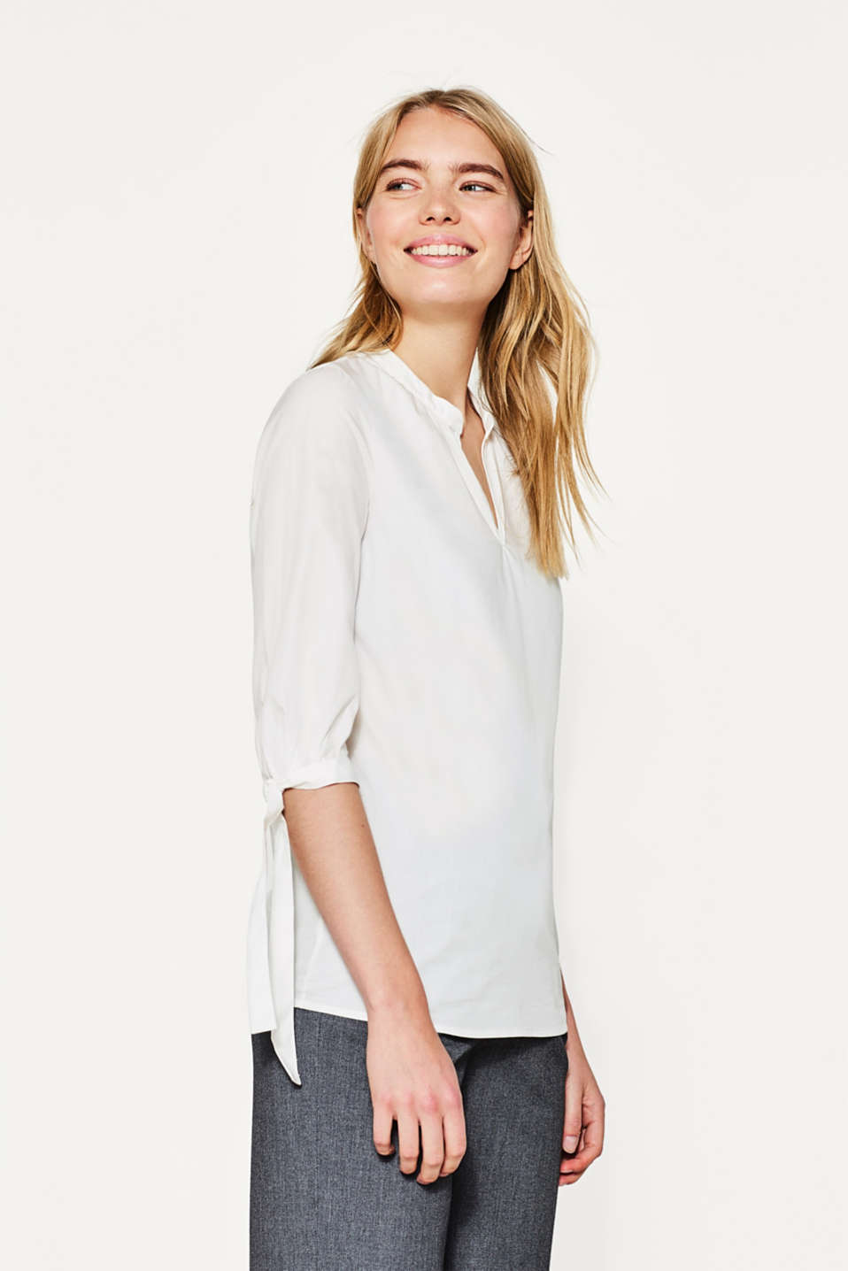 Esprit - GOOD COLLECTION - Blouse en coton