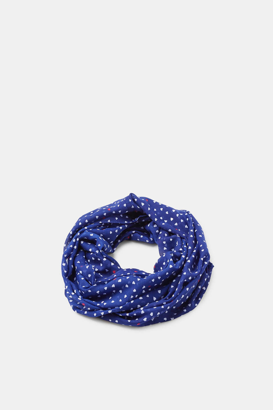 edc - Snood with heart print