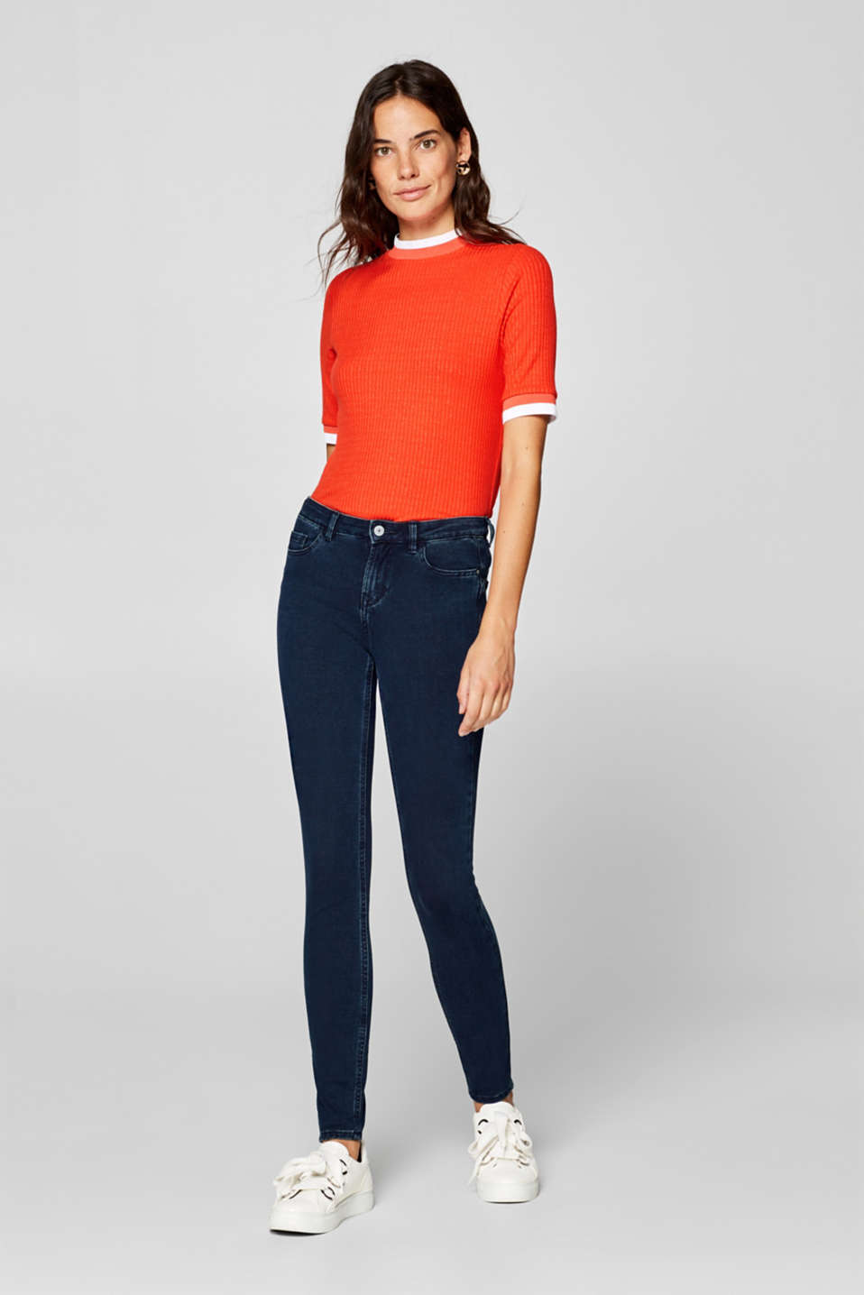 edc - Shaping jeans with two-way stretch